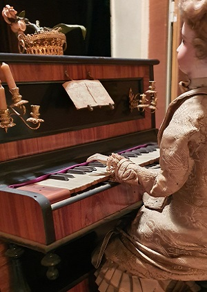 automate vichy piano-player music-box