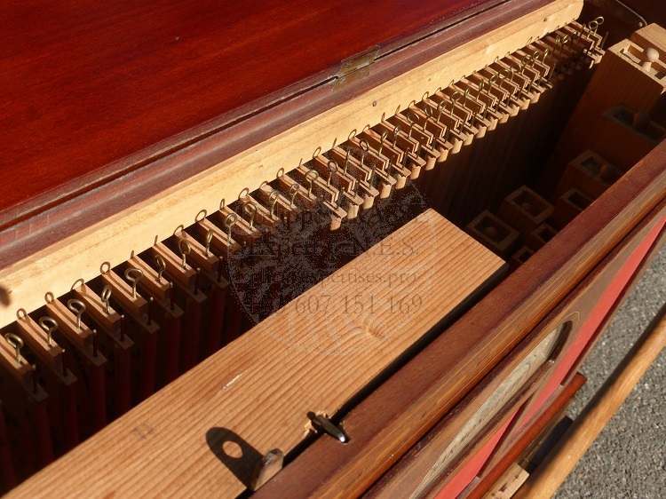 orgue barbarie harmoniflute 37 touches 8