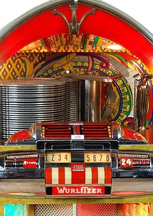 jukebox wurlitzer modell 1100 couv
